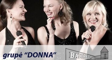 "Grupės ""Donna"" koncertas"