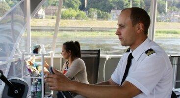 """Pasitikime rugsėjį: apiplaukime laivu """"Kaunas"""" apsižvalgyti kaip pasikeitė miestas kol atostogavote"""