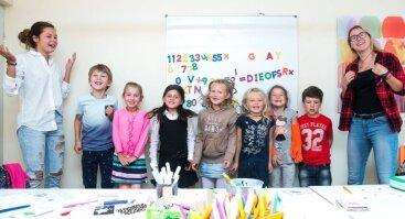Anglų kalbos stovykla Vilniuje ir Kaune - BACK TO SCHOOL