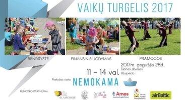 VAIKŲ Turgelis 2017