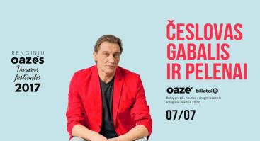 Česlovas Gabalis ir Pelenai