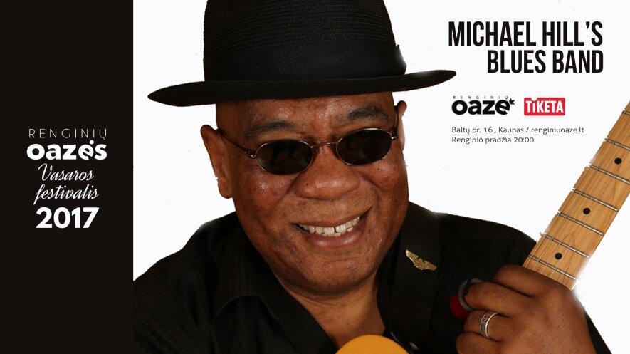 Michael Hill