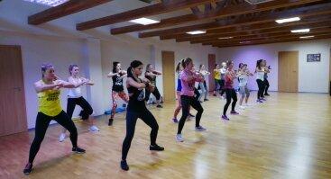 ZUMBA fitness instruktorių mokymai (Basic 1)