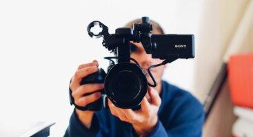 Video montavimo dirbtuvės