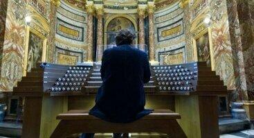 Sakralinės muzikos valandos. Giampaolo di Rosa