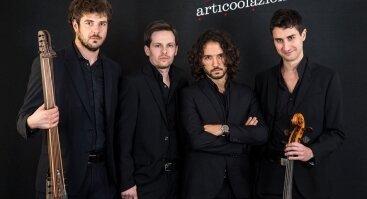 FRANGI CUPIDO i DARDI (Neapolietiškos arijos altui ir basso continuo)