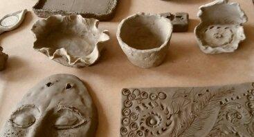 """Keramikos dirbtuvės """"Molio kalba"""""""