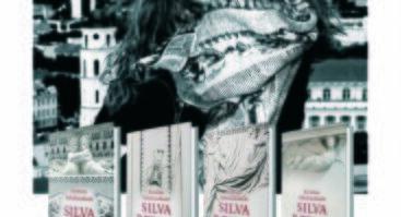 """""""SILVA RERUM IV"""" PRISTATYMAS"""