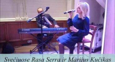 Rasa Serra ir Marijus Kučikas