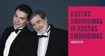 MIDSUMMER Vilnius: K. Smoriginas ir K. Smoriginas