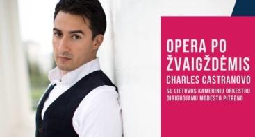 MIDSUMMER Vilnius: Opera po žvaigždėmis