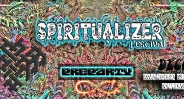 Spiritualizer 2017 preparty