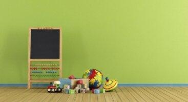 Ikimokyklinio amžiaus vaikų lavinamoji vasaros grupė