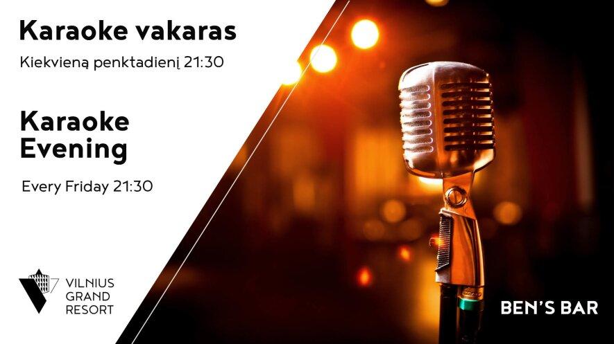 Karaoke vakaras