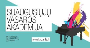 Suaugusiųjų vasaros muzikos akademija