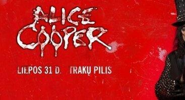 Alice Cooper koncertas