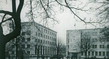"""Paskaita """"Tarpukario Vilnius. Apleistas miestas?"""""""