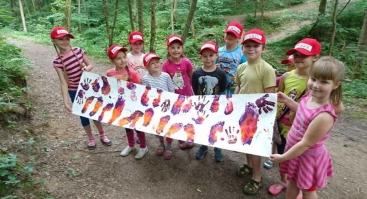 Anglų kalbos ir meninio ugdymo dienos stovyklos