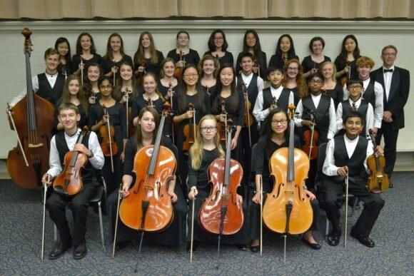 Styginių orkestro koncertas