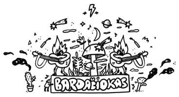 """Bardų festivalis - """"Bardačiokas"""". Menų zona."""