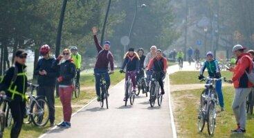 """Ekskursinis turas dviračiais """"Nuostabios Birštono apylinkės"""""""