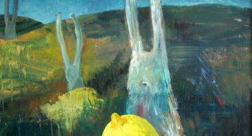 Taurimos Bunkutės tapybos darbų parodos atidarymas