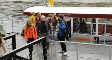 Šeštadieninis apžvalginis pasiplaukiojimas laivu Kaunas