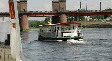 Sekmadieninis vakarinis pasiplaukiojimas laivu Kaunas