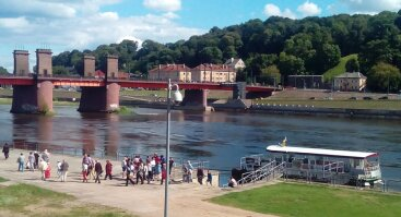 Sezono atidarymas-vakarinis pasiplaukiojimas laivu Kaunas