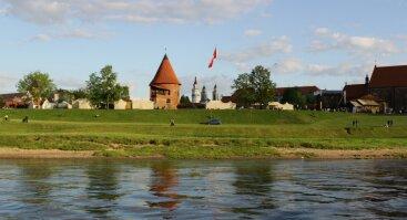 Puikiam vakaro praleidimui-kviečiame pasiplaukioti laivu Kaunas