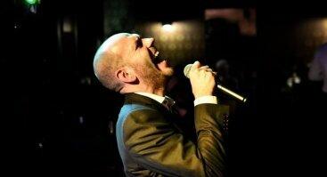Solo ketvirtadienis: Ričardas Banys (vocal)