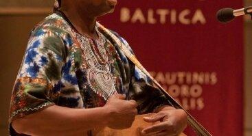"Tarptautinio folkloro festivalio ""Baltica"" pradžios koncertas ""Gamta gimta"""