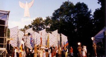 """Tarptautinis folkloro festivalis """"Baltica"""": Dangaus ir žemės diena"""