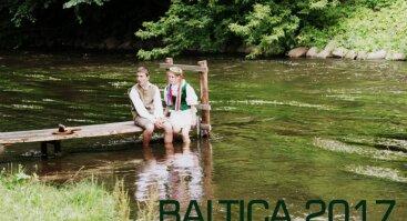 """Tarptautinis folkloro festivalis """"Baltica"""" Gamtos ir žmogaus diena"""