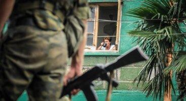 """Artūro Morozovo paroda """"Konflikto būsenos"""""""