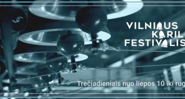 Vilniaus kariliono festivalis 2019