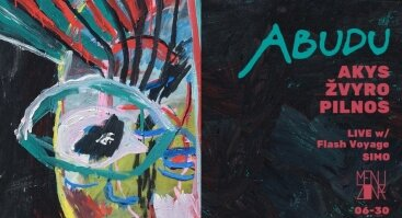 Abudu albumo pristatymas, Flash Voyage, SIMO. Menų Zona