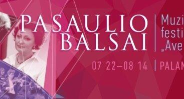 """Muzikos festivais """"Ave Maria"""": Festivalio pabaigos koncertas"""