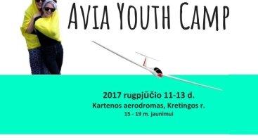 Avia Youth vasaros stovykla