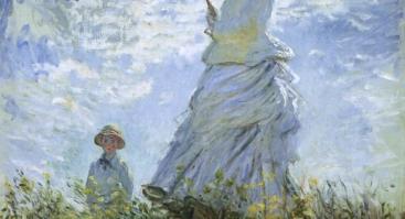 """Renginys suaugusiems """"Tapymas ant drobės pagal-Claude Monet"""""""