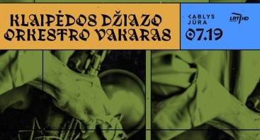 Klaipėdos džiazo orkestro vakaras
