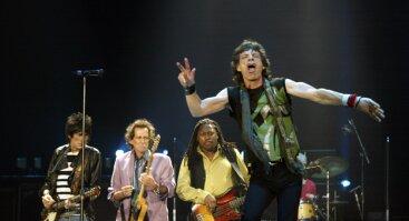 """""""Romuvos"""" lauko kinas. """"The Rolling Stones"""" turas po Lotynų Ameriką"""""""