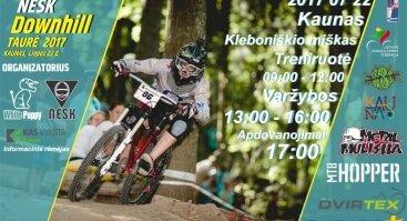Kauno miesto downhill Taurė - NESK downhill taurės II etapas