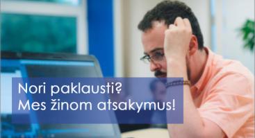 """""""Vilnius Coding School"""" atvirų durų diena"""