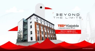 TEDxKlaipėda - Beyond The Limits