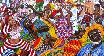 Jūros šventės dūzgės su Salsa, Bachata, Kizomba