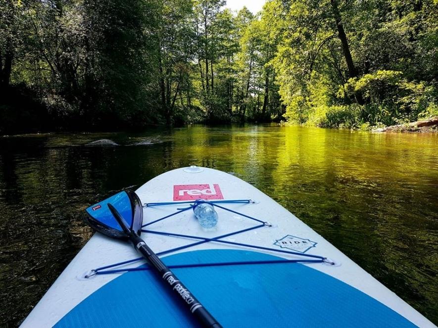 Irklenčių turas Šalčios upe 07-15