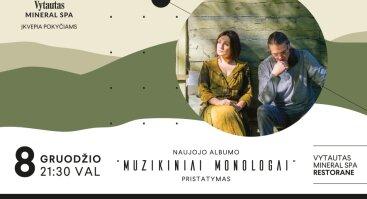 Muzikiniai monologai