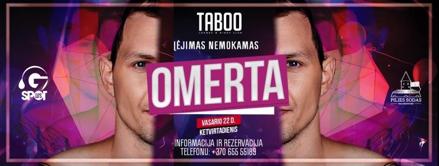Omerta Goes Live