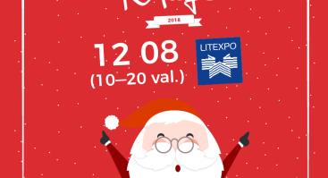 Didžioji kalėdinė Vilniaus mugė LITEXPO